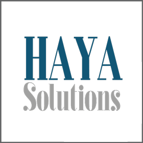 Haya Solutions Secondary Logo