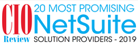 20 Most Promising NetSuite Solution Provider