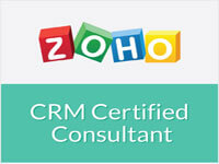 CRM Certified Consultant
