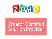 Zoho Certified Solution Provider
